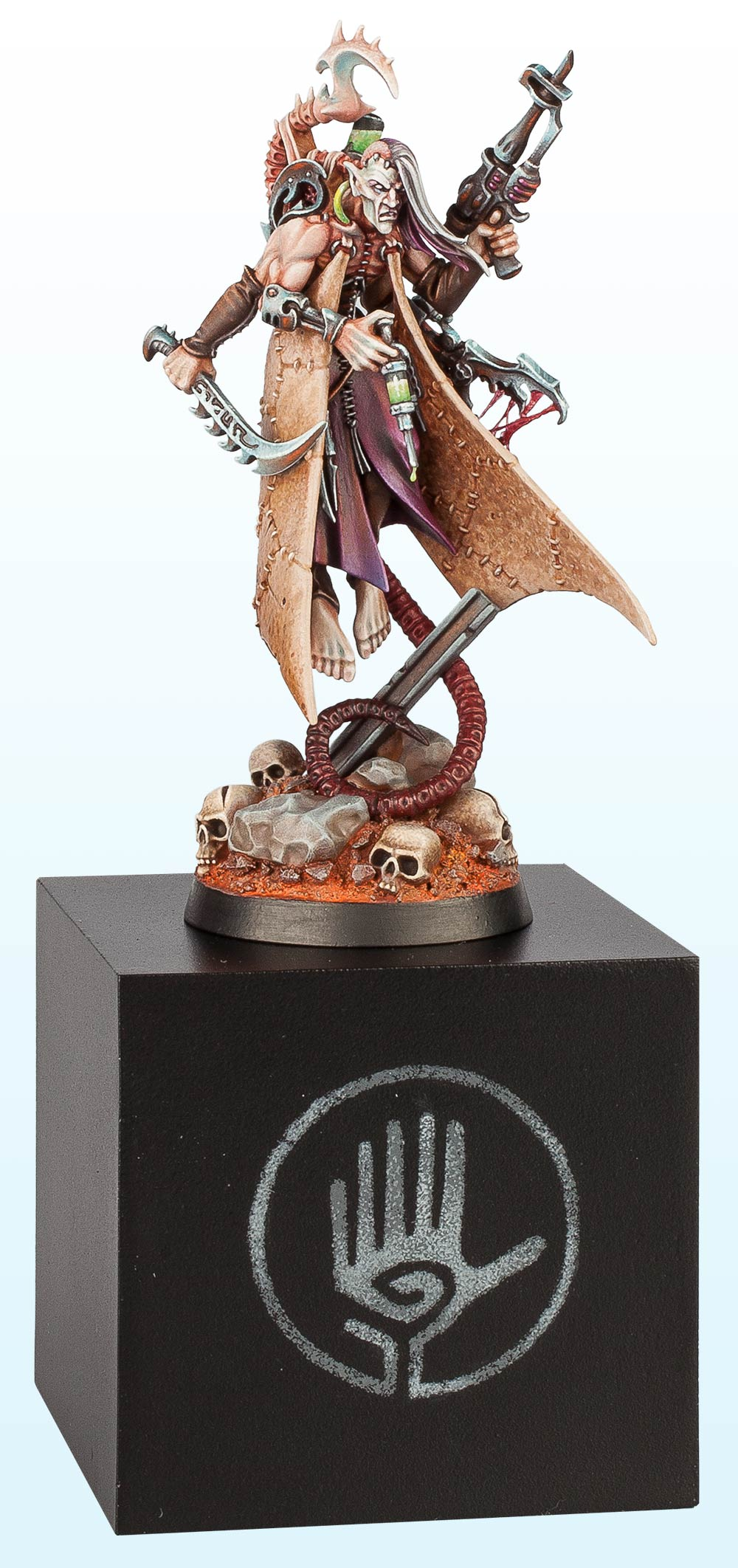 Warhammer 40,000 Single Miniature: Bronze – 2014