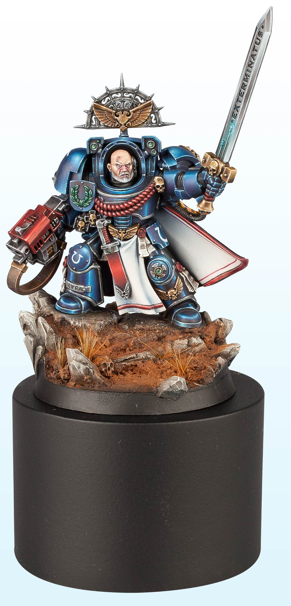 Warhammer 40,000 Single Miniature: Gold – 2014