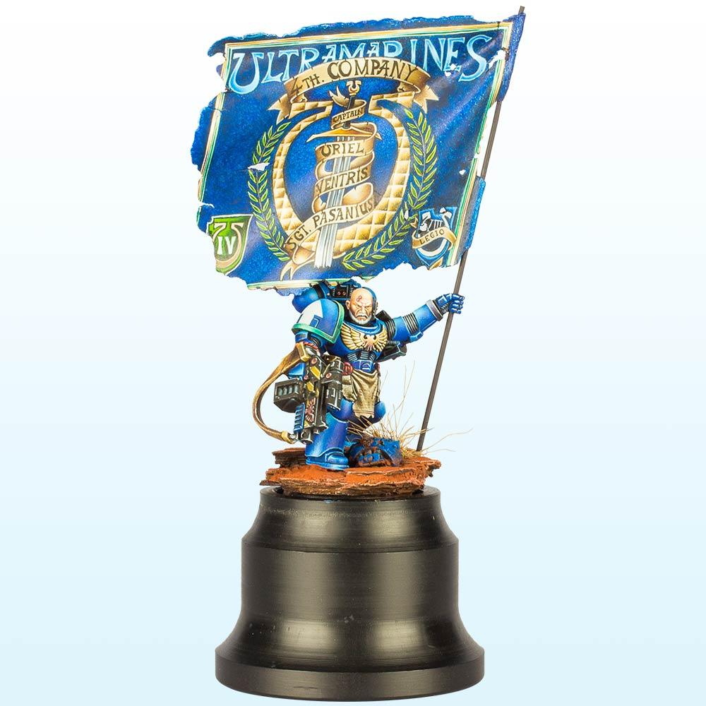 Warhammer 40,000 Single Miniature: Silver –2013