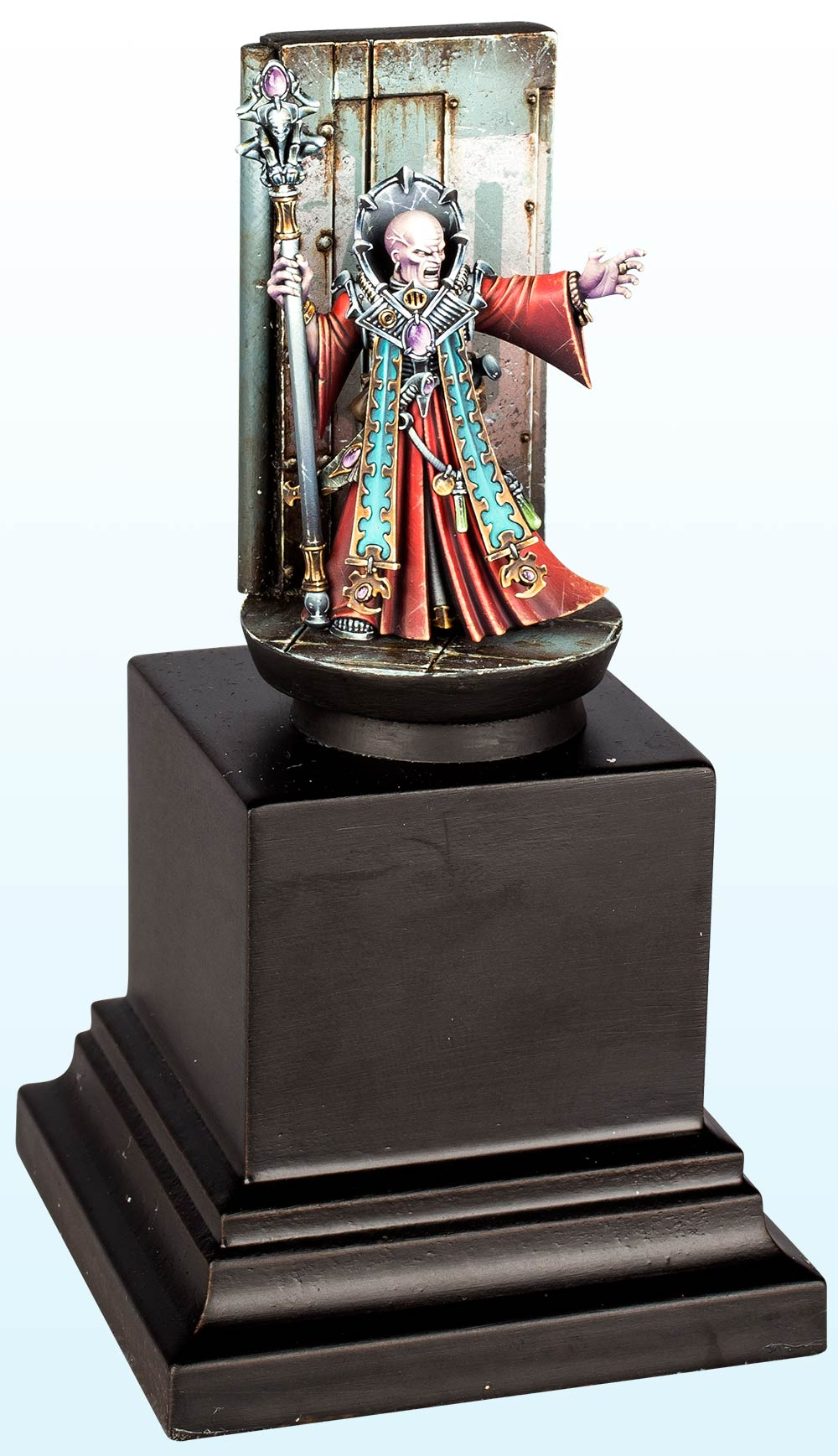Warhammer 40,000 Single Miniature: Gold – 2016