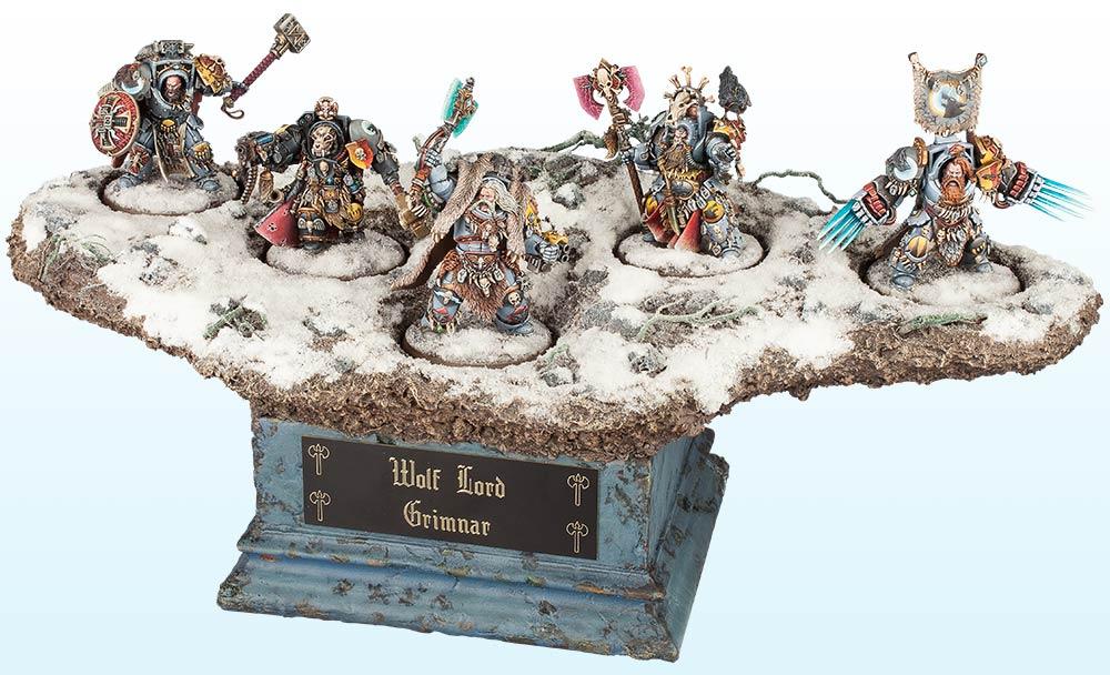 Warhammer 40,000 Unit: Silver –2014