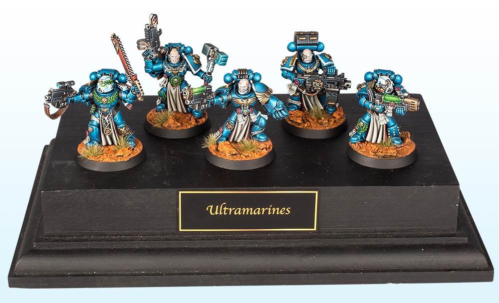 Warhammer 40,000 Unit: Silver –2016