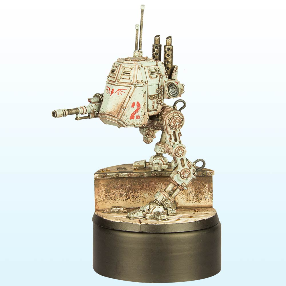 Warhammer 40,000 Vehicle: Bronze – 2013