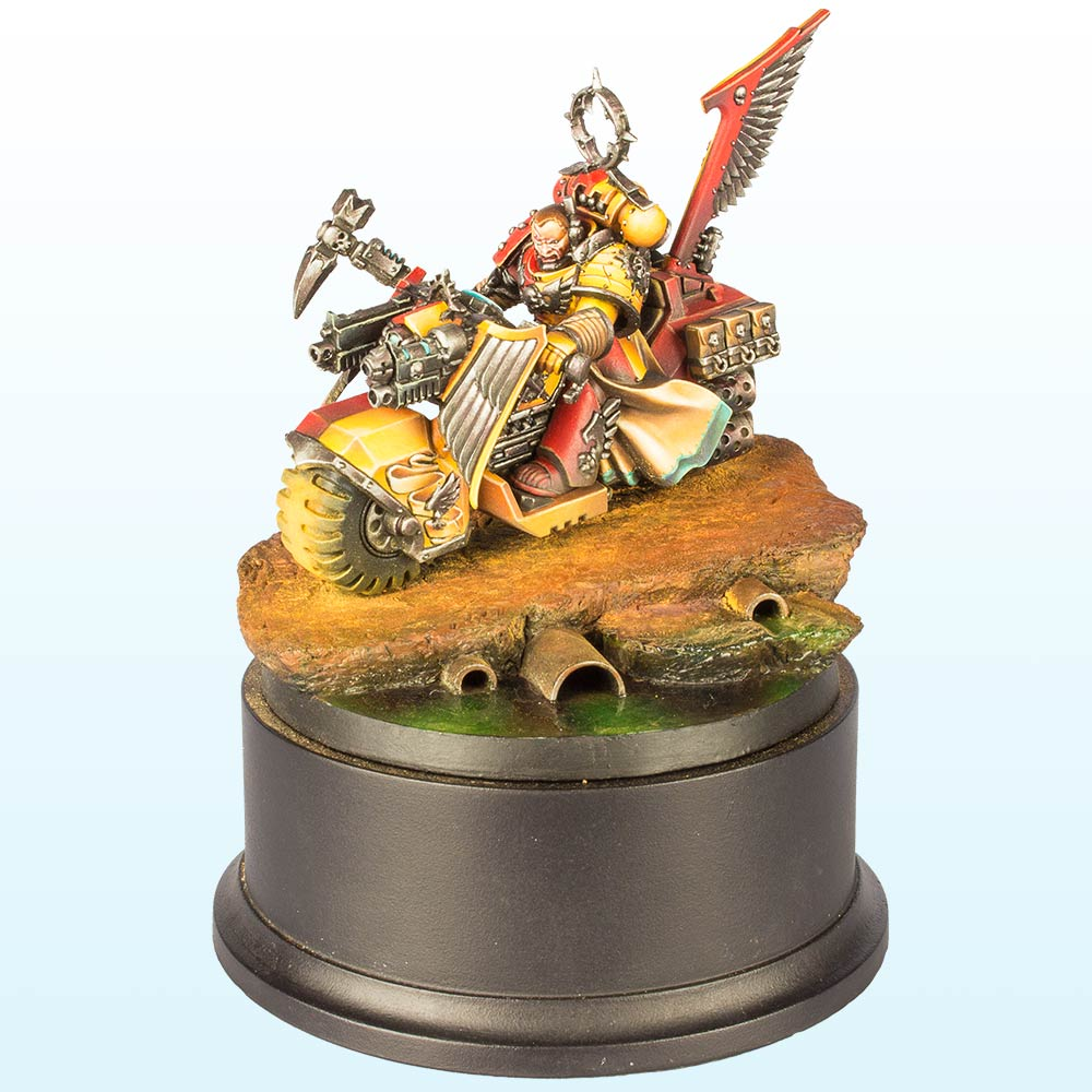 Warhammer 40,000 Vehicle: Gold –2013