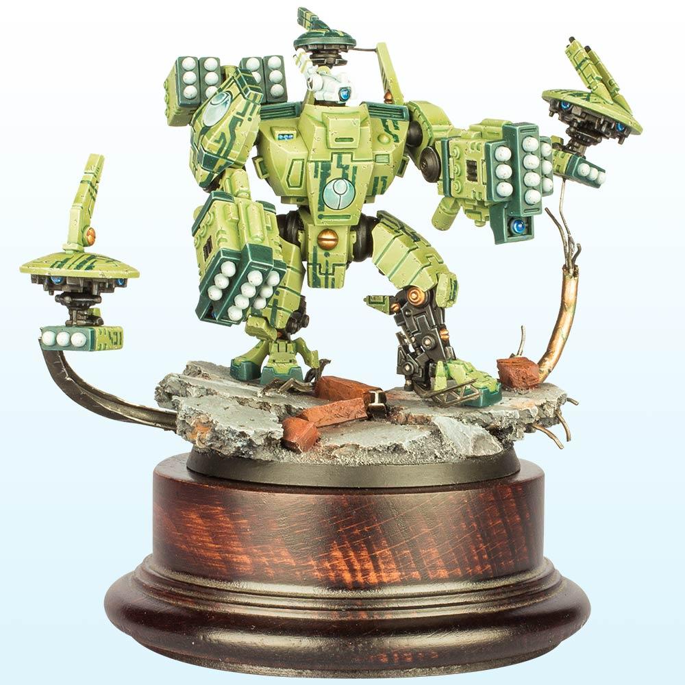 Warhammer 40,000 Large Model: Bronze –2013