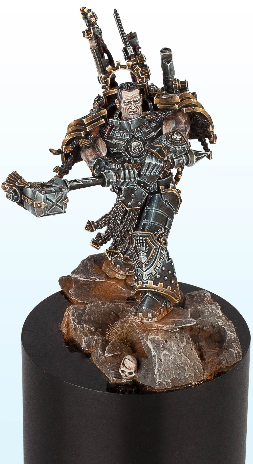Warhammer 40,000 Large Model: Gold – 2014