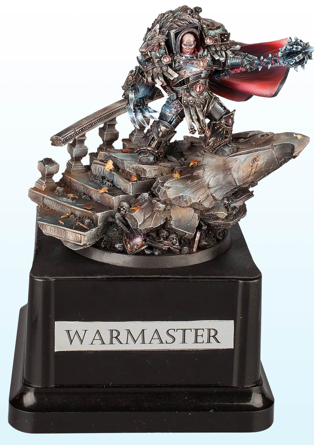 Warhammer 40,000 Large Model: Silver – 2014