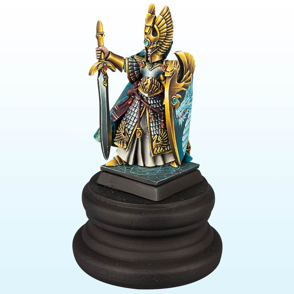 Warhammer Single Miniature: Bronze – 2014