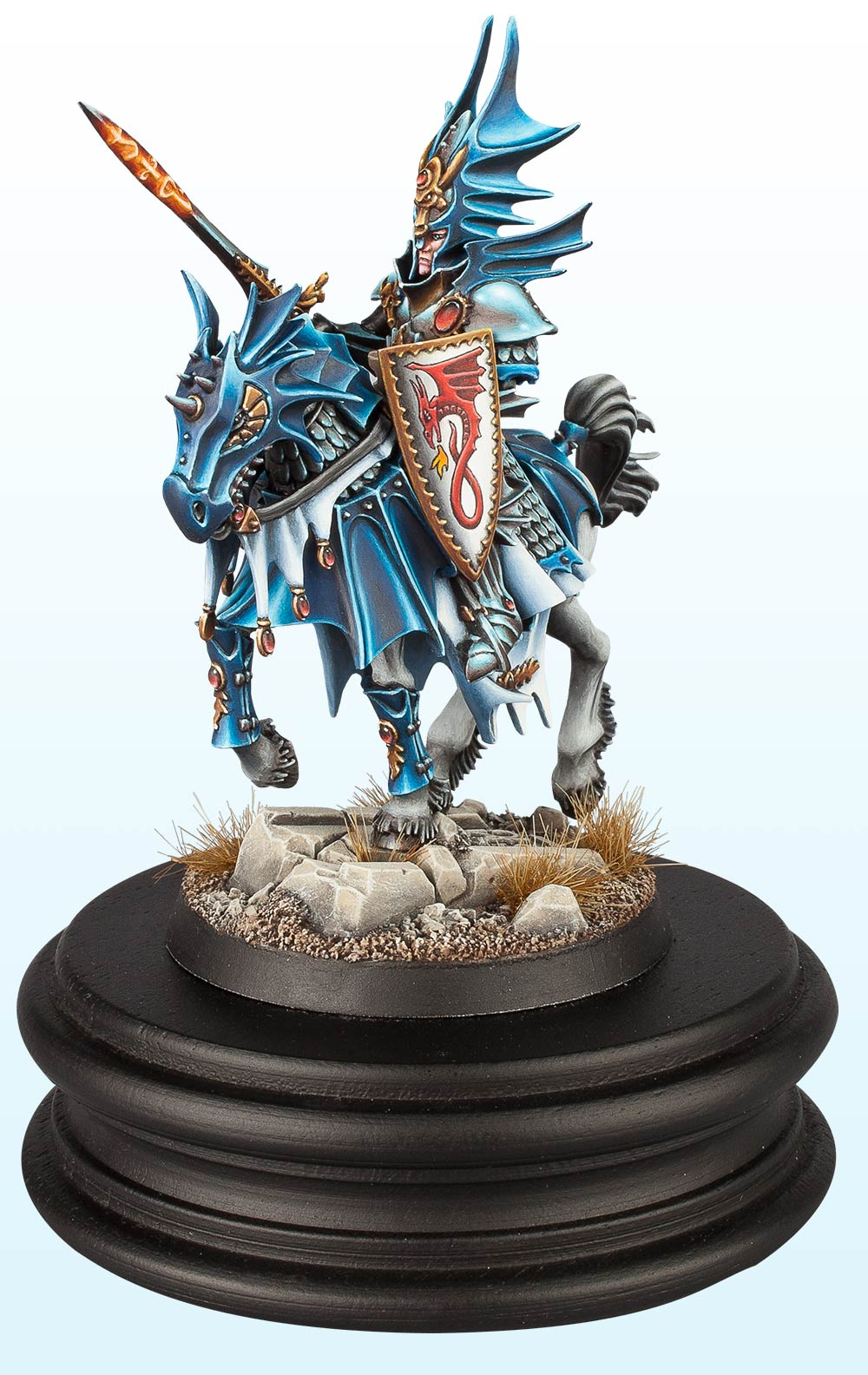 Warhammer Single Miniature: Gold – 2014