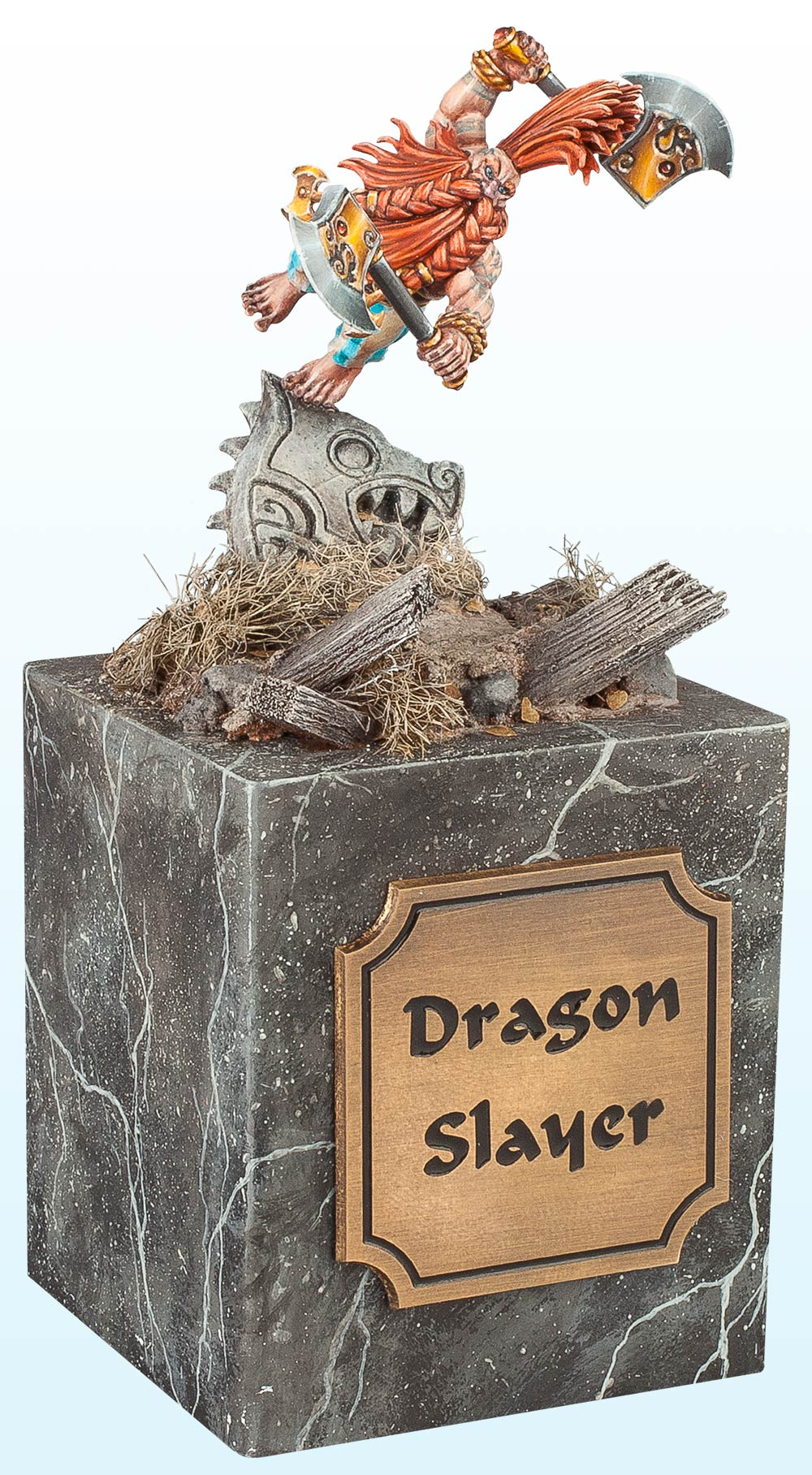 Warhammer Single Miniature: Silver – 2014