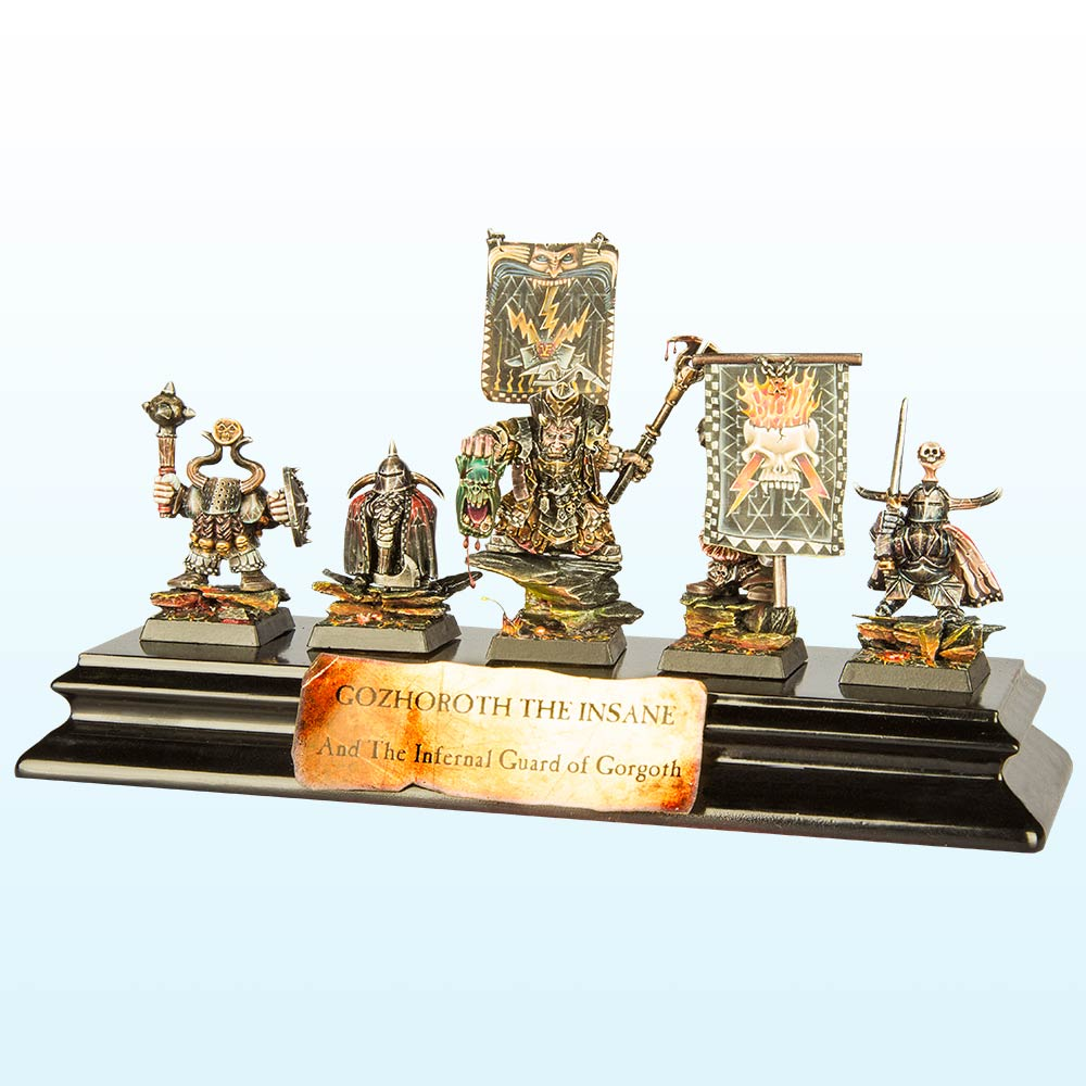 Warhammer Regiment: Gold – 2013