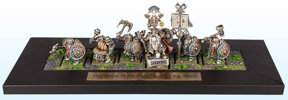 Warhammer Unit: Gold – 2014