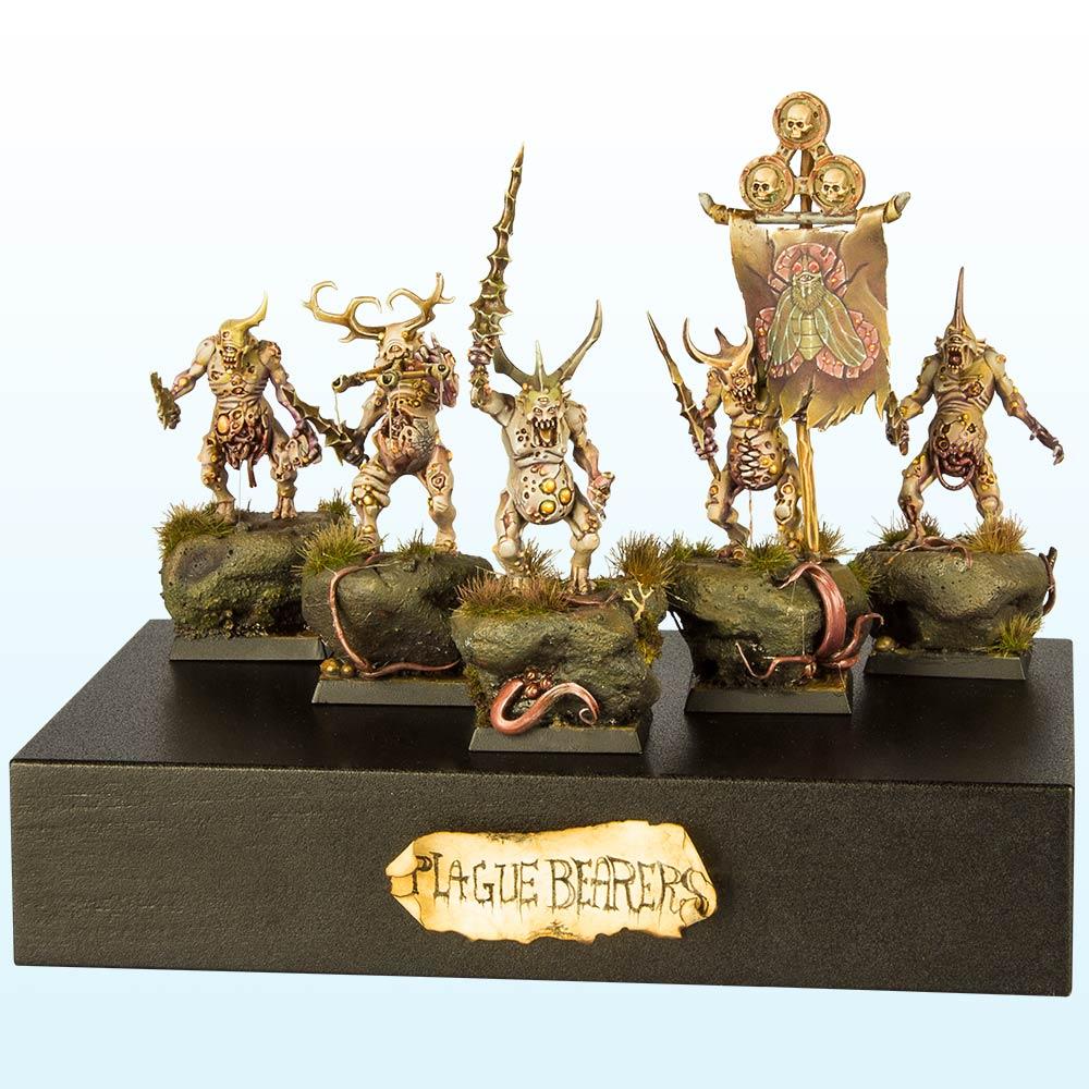 Warhammer Regiment Silver –2013