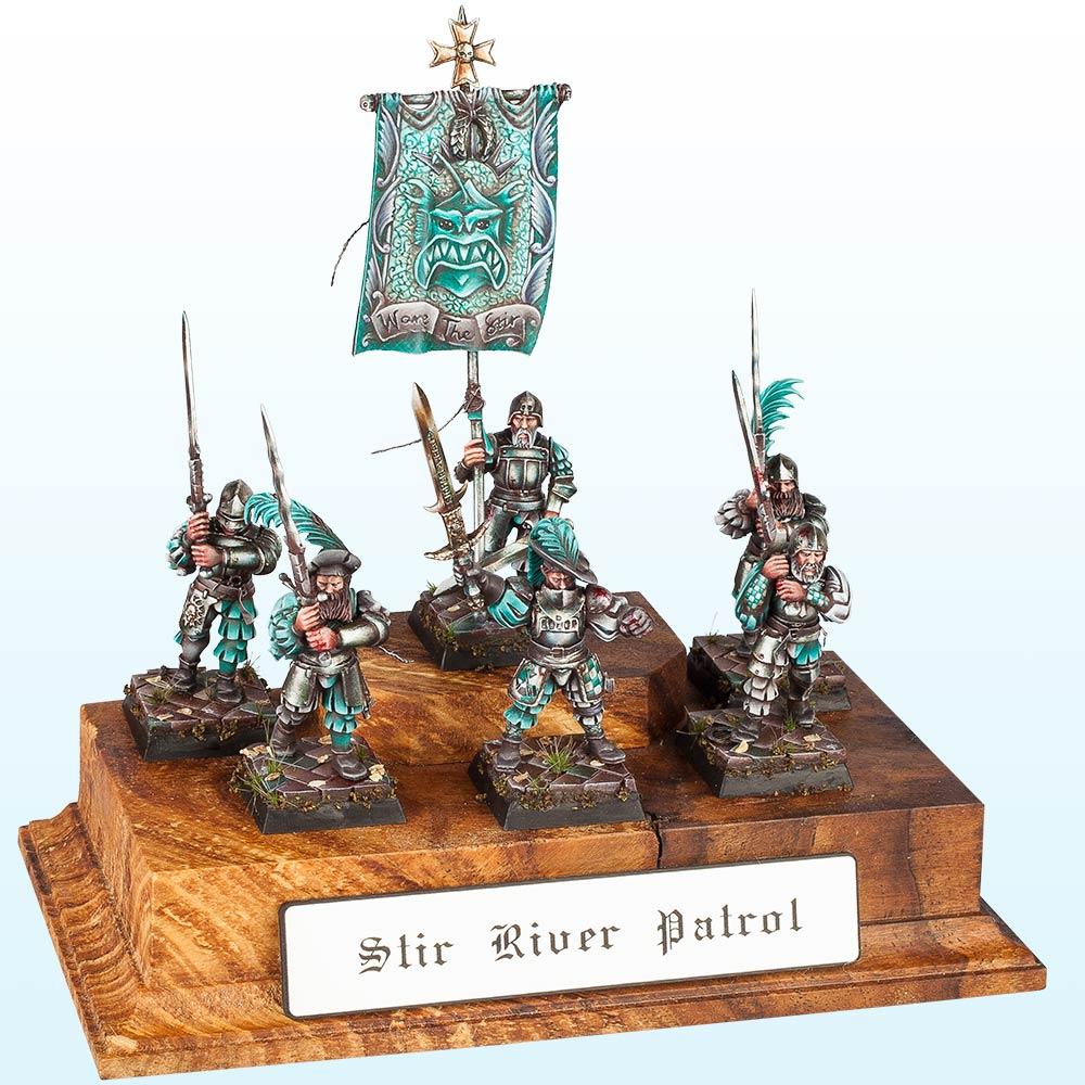 Warhammer Unit: Silver –2014