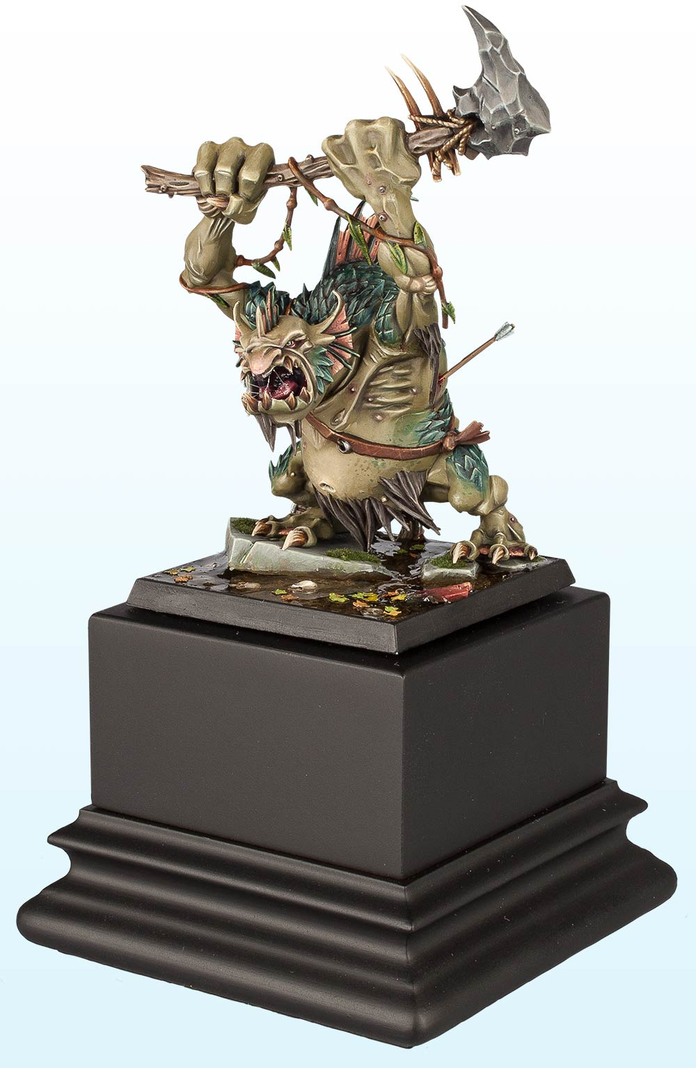 Warhammer Large Model: Bronze – 2014