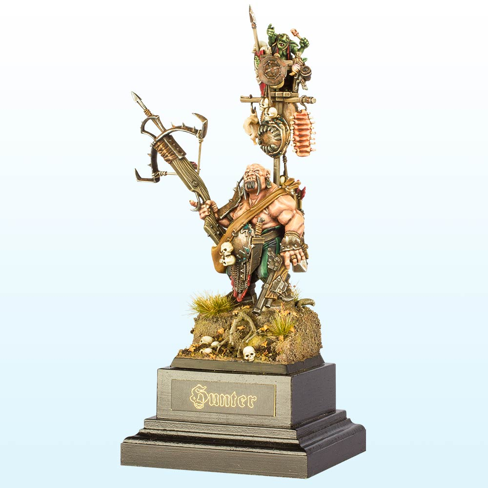 Warhammer Large Model: Gold – 2013
