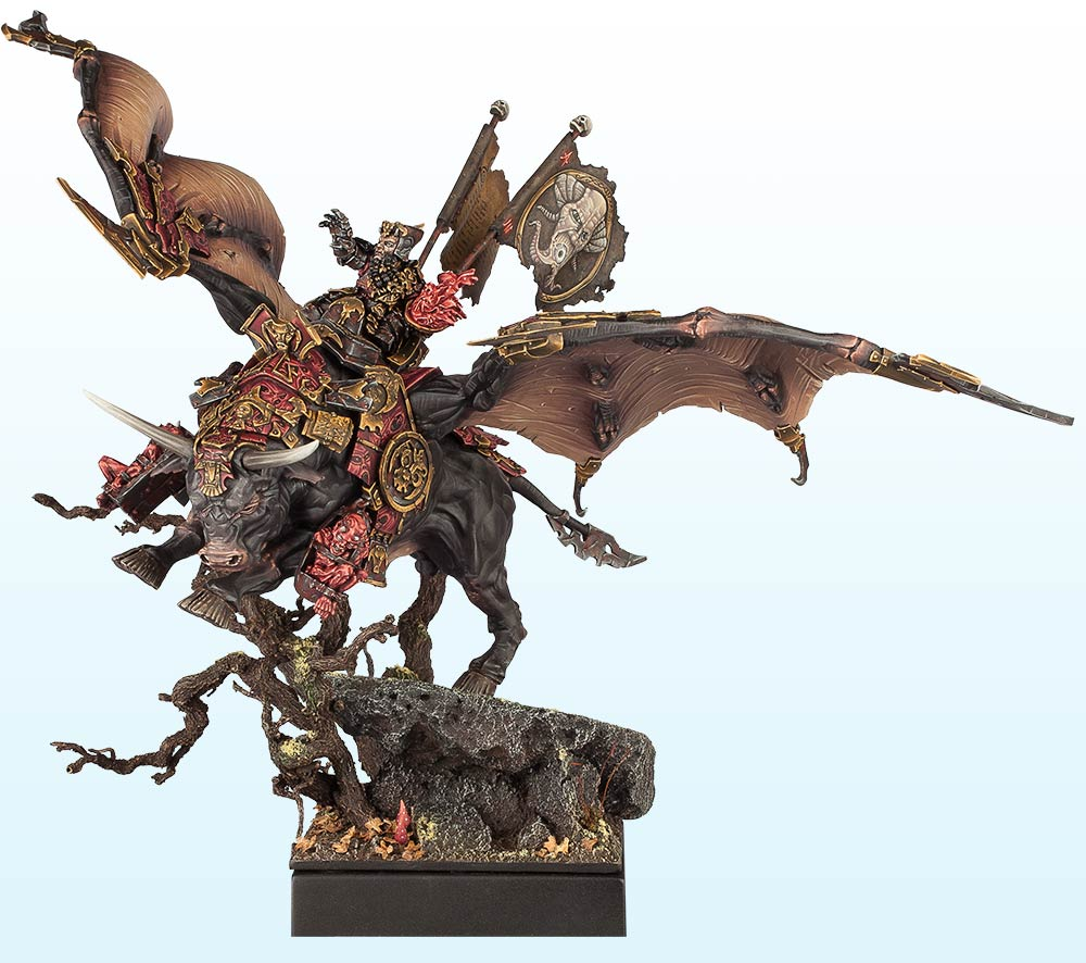 Warhammer Large Model: Silver – 2014