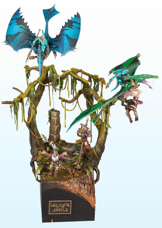 Diorama: Bronze –2014