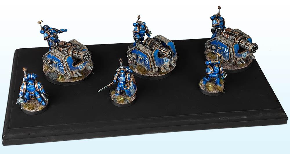 Squad: Silver – The Horus Heresy2016