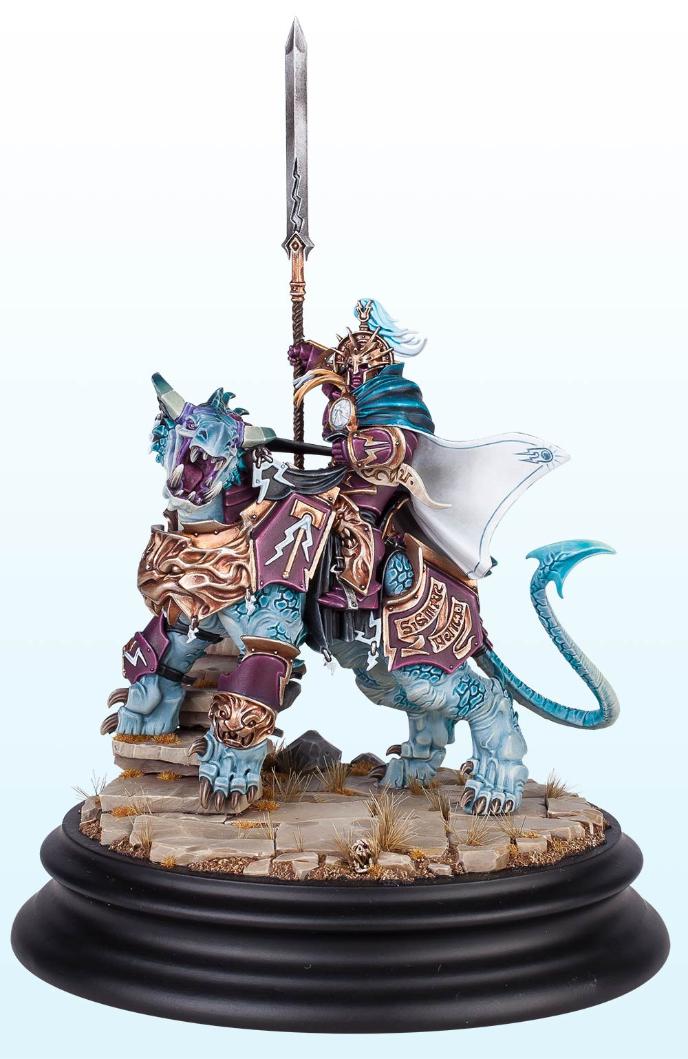Large Model: Gold – Warhammer Age of Sigmar 2016