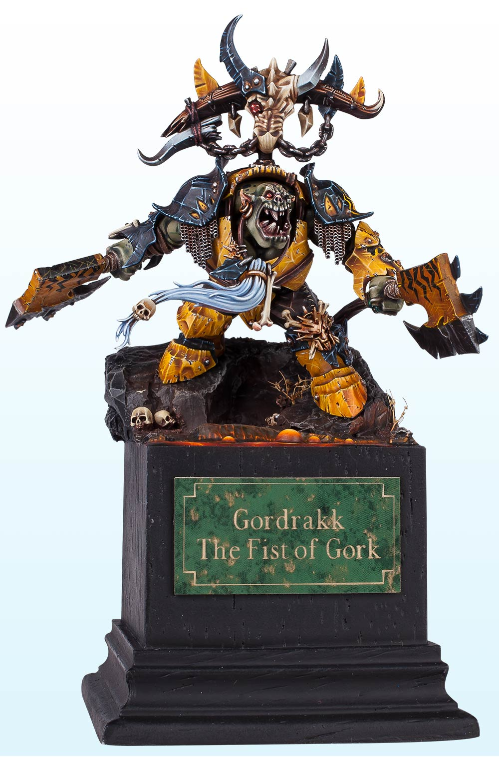 Single Model: Gold & Slayer Sword Winner – Warhammer Age of Sigmar 2016