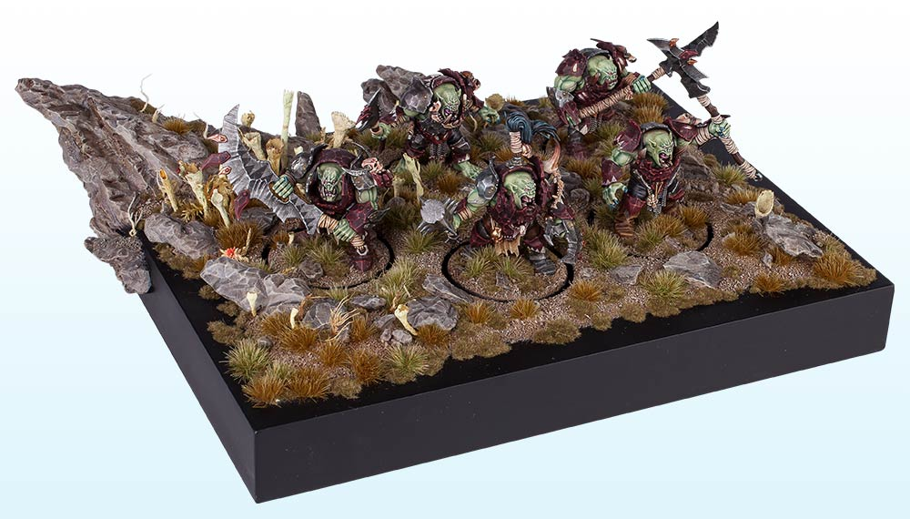 Unit: Gold – Warhammer Age of Sigmar 2016